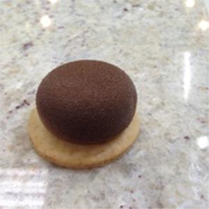 63% Garnet Chocolate Cream Insert